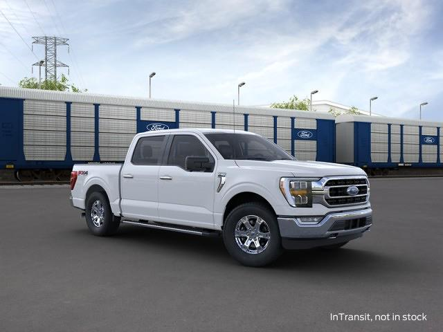 2021 Ford F-150 SuperCrew Cab 4x4, Pickup #F38689 - photo 7