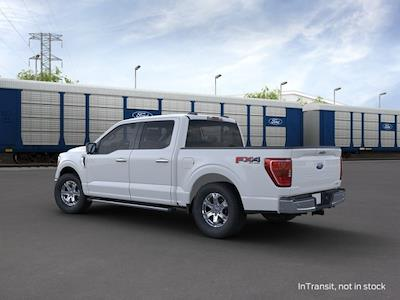 2021 Ford F-150 SuperCrew Cab 4x4, Pickup #F38689 - photo 2