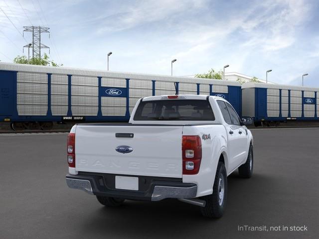 2021 Ford Ranger SuperCrew Cab 4x4, Pickup #F38693 - photo 8