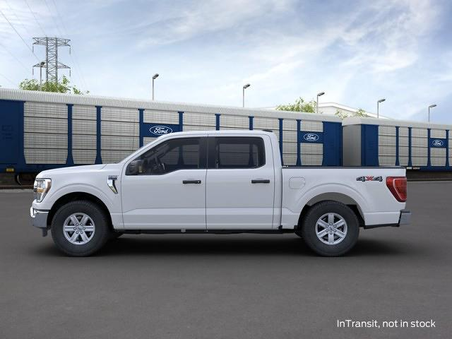 2021 Ford F-150 SuperCrew Cab 4x4, Pickup #F38706 - photo 4