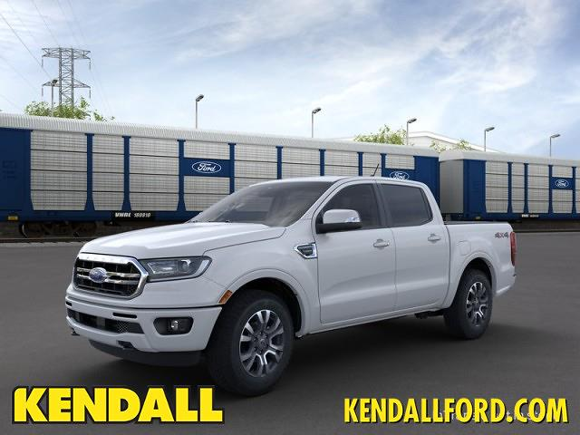 2021 Ford Ranger SuperCrew Cab 4x4, Pickup #F38718 - photo 1