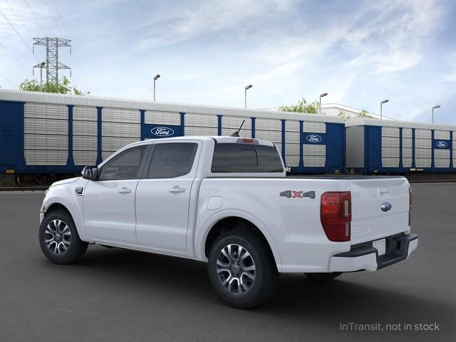 2021 Ford Ranger SuperCrew Cab 4x4, Pickup #F38718 - photo 2