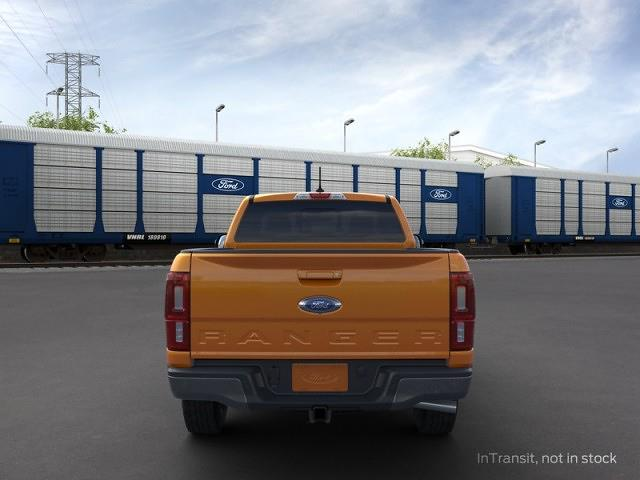 2021 Ford Ranger Super Cab 4x4, Pickup #F38740 - photo 3