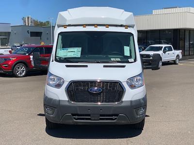 2021 Ford Transit 350 4x2, Cutaway #F38746 - photo 2