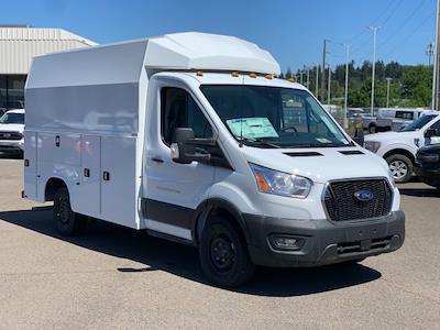 2021 Ford Transit 350 4x2, Cutaway #F38746 - photo 3