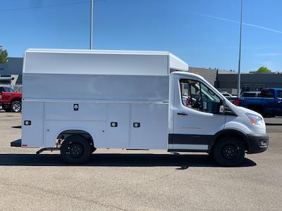 2021 Ford Transit 350 4x2, Cutaway #F38746 - photo 4