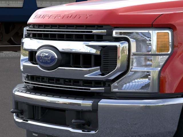 2021 Ford F-250 Crew Cab 4x4, Pickup #F38749 - photo 17
