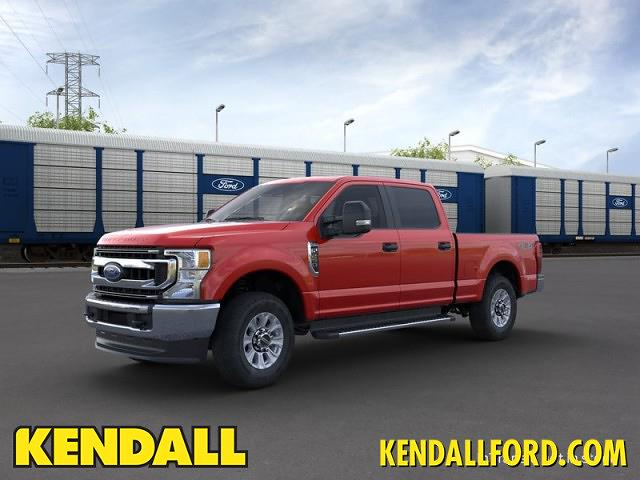 2021 Ford F-250 Crew Cab 4x4, Pickup #F38749 - photo 1