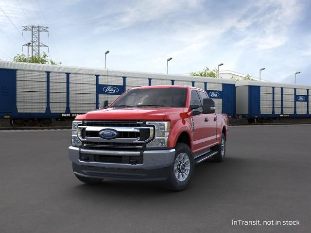 2021 Ford F-250 Crew Cab 4x4, Pickup #F38749 - photo 3