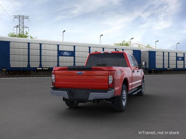 2021 Ford F-250 Crew Cab 4x4, Pickup #F38749 - photo 8