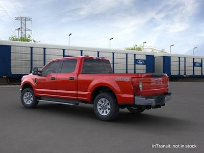 2021 Ford F-250 Crew Cab 4x4, Pickup #F38749 - photo 2