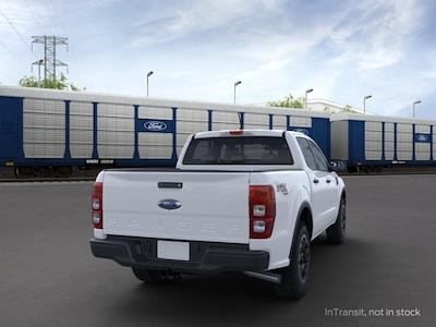 2021 Ford Ranger SuperCrew Cab 4x4, Pickup #F38754 - photo 8