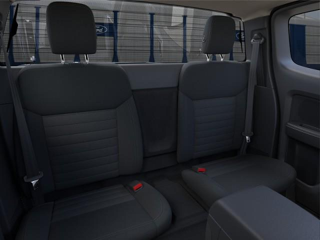 2021 Ford Ranger Super Cab 4x4, Pickup #F38755 - photo 10
