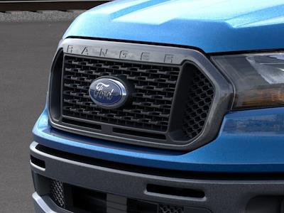 2021 Ford Ranger Super Cab 4x4, Pickup #F38755 - photo 16