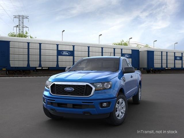 2021 Ford Ranger Super Cab 4x4, Pickup #F38769 - photo 3