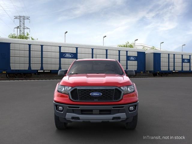 2021 Ford Ranger Super Cab 4x4, Pickup #F38781 - photo 5