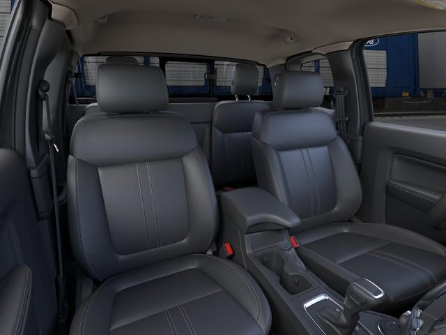 2021 Ford Ranger Super Cab 4x4, Pickup #F38782 - photo 10