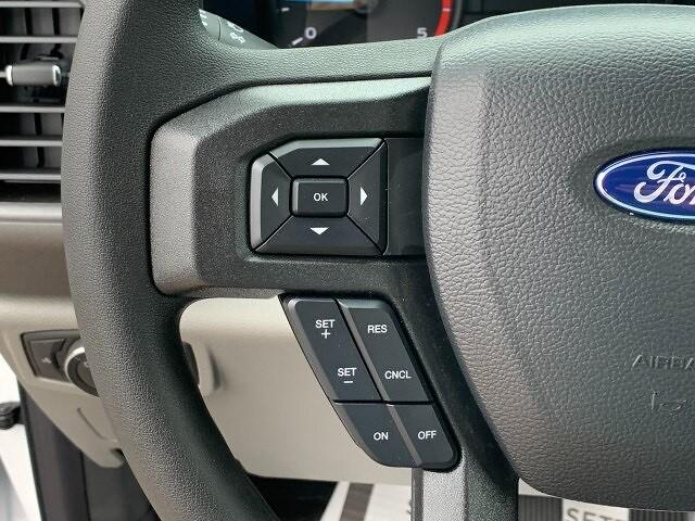 2021 Ford F-450 Regular Cab DRW 4x4, Platform Body #F38821 - photo 9