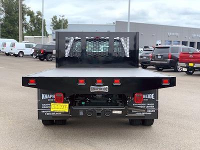 2021 Ford F-450 Regular Cab DRW 4x4, Platform Body #F38821 - photo 5