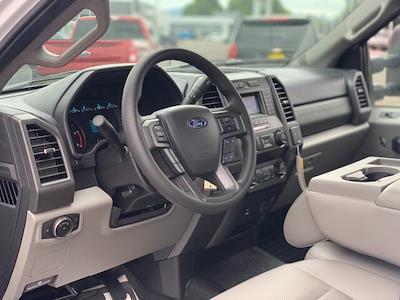 2021 Ford F-450 Regular Cab DRW 4x4, Platform Body #F38821 - photo 7