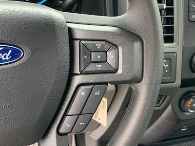 2021 Ford F-450 Regular Cab DRW 4x4, Platform Body #F38821 - photo 10