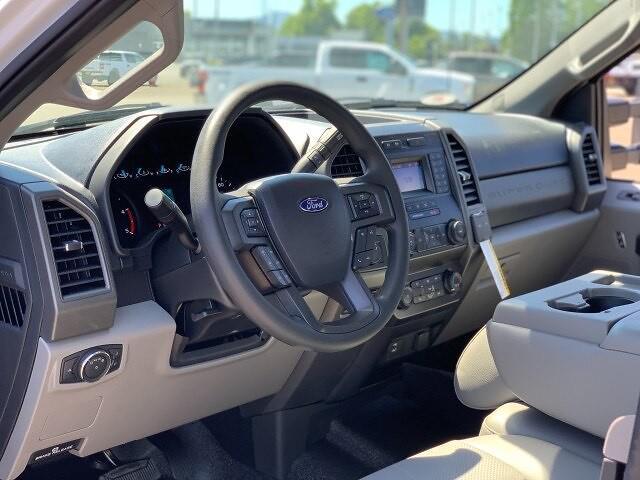 2021 Ford F-550 Super Cab DRW 4x4, Knapheide Contractor Body #F38881 - photo 9