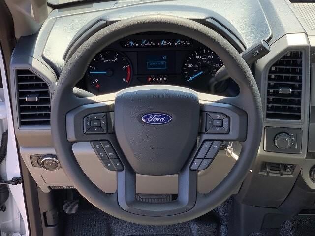 2021 Ford F-550 Super Cab DRW 4x4, Knapheide Contractor Body #F38881 - photo 10