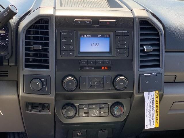 2021 Ford F-550 Super Cab DRW 4x4, Knapheide Contractor Body #F38881 - photo 14
