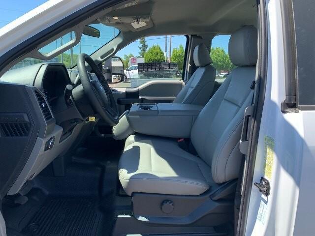 2021 Ford F-550 Super Cab DRW 4x4, Knapheide Contractor Body #F38881 - photo 17