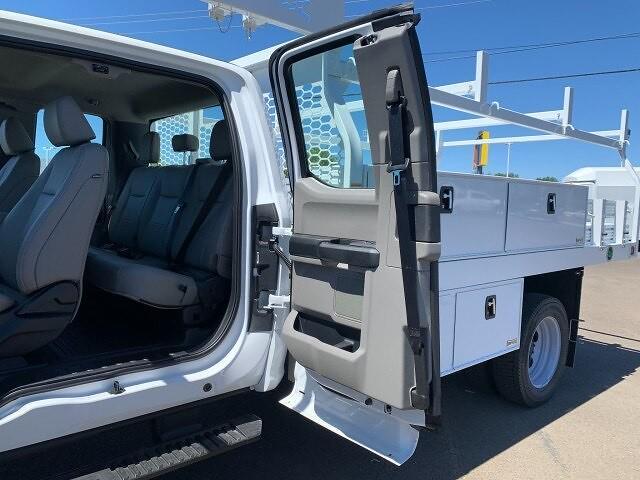 2021 Ford F-550 Super Cab DRW 4x4, Knapheide Contractor Body #F38881 - photo 19