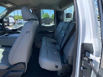 2021 Ford F-550 Super Cab DRW 4x4, Knapheide Contractor Body #F38881 - photo 18
