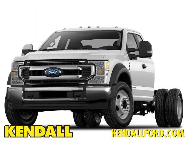 2021 Ford F-550 Super Cab DRW 4x4, Cab Chassis #F38885 - photo 1