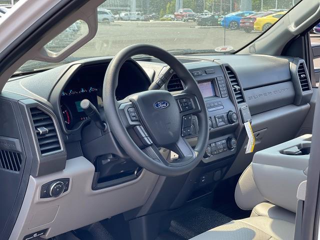 2021 Ford F-550 Super Cab DRW 4x4, Knapheide Contractor Body #F38885 - photo 8