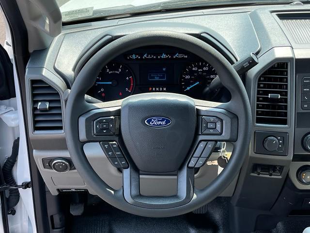 2021 Ford F-550 Super Cab DRW 4x4, Knapheide Contractor Body #F38885 - photo 9