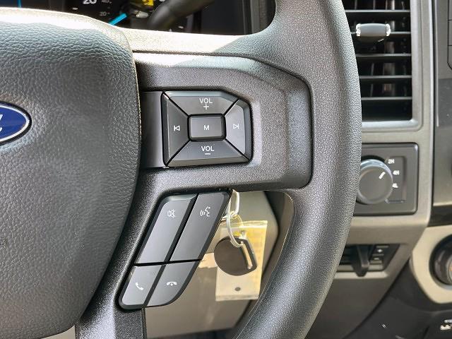 2021 Ford F-550 Super Cab DRW 4x4, Knapheide Contractor Body #F38885 - photo 11