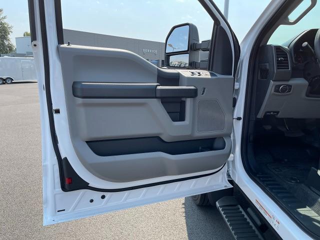 2021 Ford F-550 Super Cab DRW 4x4, Knapheide Contractor Body #F38885 - photo 14