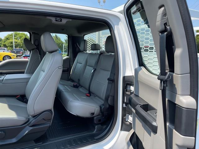 2021 Ford F-550 Super Cab DRW 4x4, Knapheide Contractor Body #F38885 - photo 17