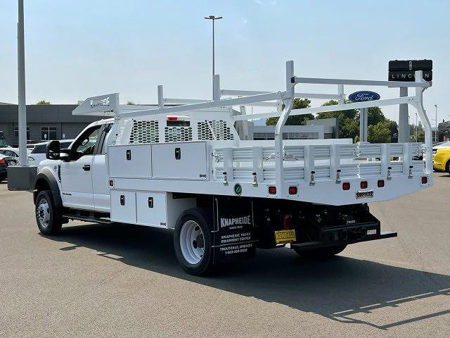 2021 Ford F-550 Super Cab DRW 4x4, Knapheide Contractor Body #F38885 - photo 1