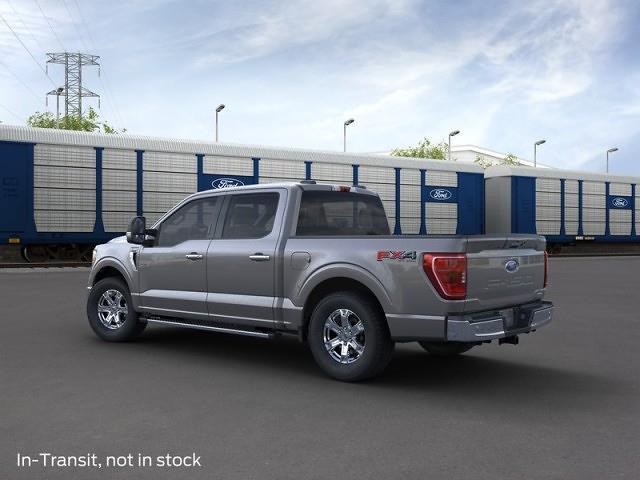 2021 Ford F-150 SuperCrew Cab 4x4, Pickup #F38904 - photo 1