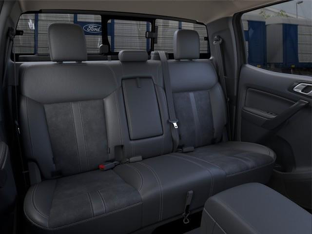 2021 Ford Ranger SuperCrew Cab 4x4, Pickup #F38961 - photo 9
