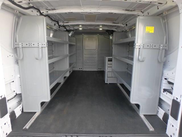 2016 Transit 150 Low Roof 4x2,  Upfitted Cargo Van #FK23196 - photo 2