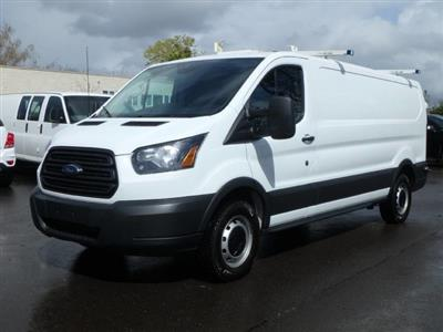 2016 Transit 150 Low Roof 4x2,  Upfitted Cargo Van #FK23196 - photo 1