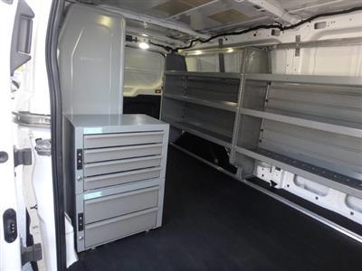 2016 Transit 150 Low Roof 4x2,  Upfitted Cargo Van #FK23196 - photo 27