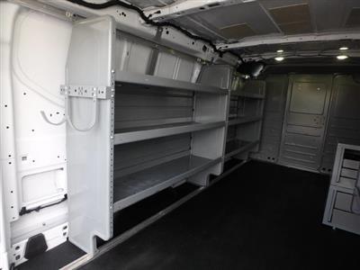 2016 Transit 150 Low Roof 4x2,  Upfitted Cargo Van #FK23196 - photo 8