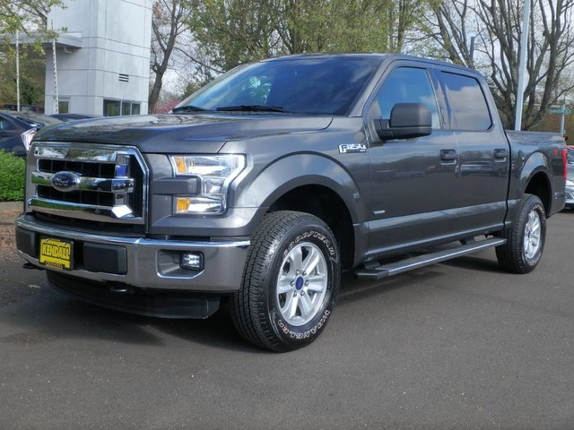 2016 F-150 SuperCrew Cab 4x4,  Pickup #FK23236 - photo 1
