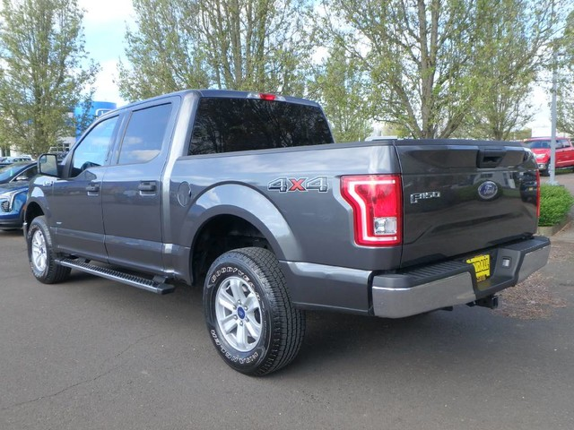 2016 F-150 SuperCrew Cab 4x4,  Pickup #FK23236 - photo 8
