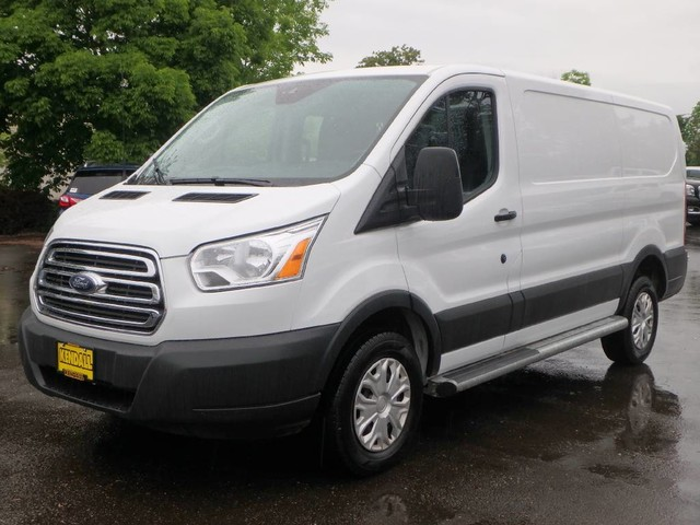 2018 Transit 250 Low Roof 4x2,  Empty Cargo Van #FK23285 - photo 1