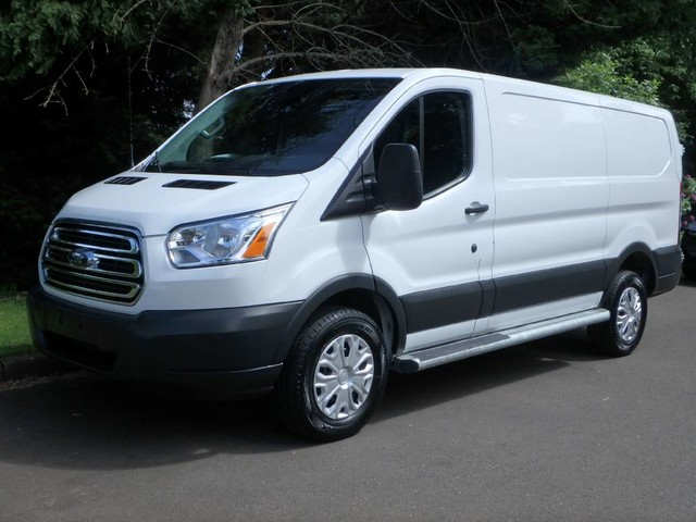 2018 Transit 250 Low Roof 4x2,  Empty Cargo Van #FK23286 - photo 1