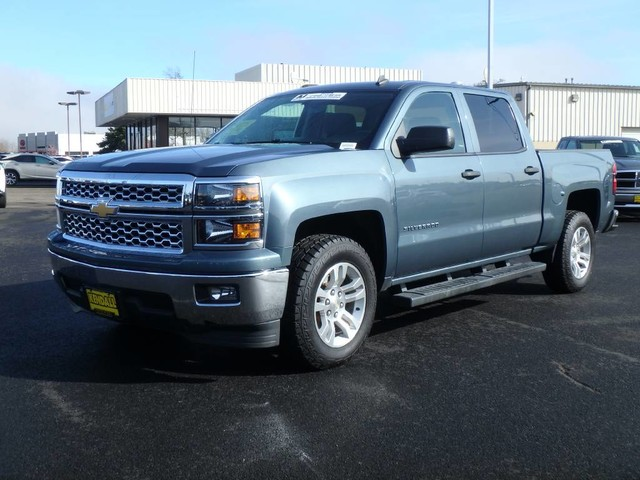2014 Silverado 1500 Crew Cab 4x2,  Pickup #FU23191 - photo 1