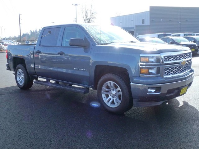 2014 Silverado 1500 Crew Cab 4x2,  Pickup #FU23191 - photo 4